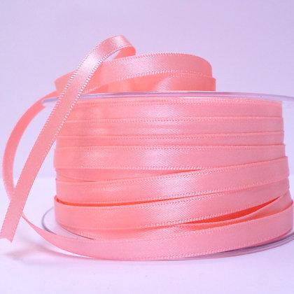 7mm Satin Ribbon :: Ballet Pink (002)