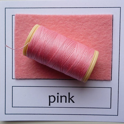 Sewing Thread :: Pink