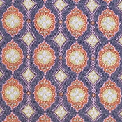 Fabric :: Born Wild :: Old Oak Pink