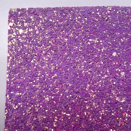Chunky Glitter sheet :: Magical :: Lilac