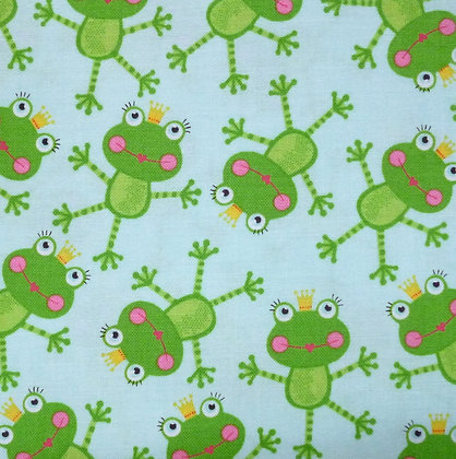 Fabric :: Sunshine Day :: Frogs