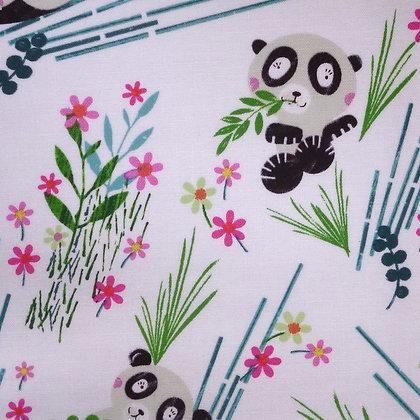 Fabric :: Panda Park :: Panda Picnic