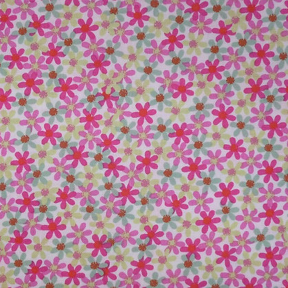 Fabric :: Panda Park :: Flower Petals