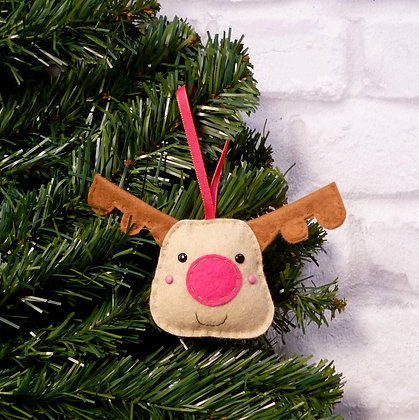 Reindeer :: Bright Christmas :: made to order