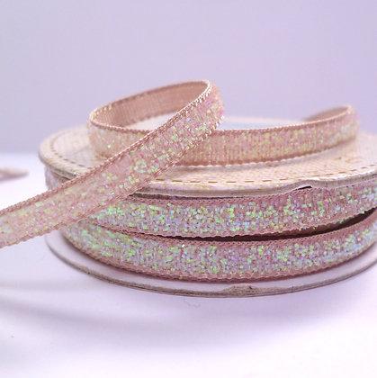 Pastel Spools 2 :: Glittery Velvet :: Beige
