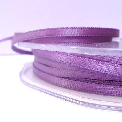Damson :: 3mm Mini Satin Ribbon :: 5m
