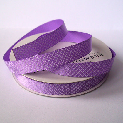 5yd Spools :: Lilac Diamonds
