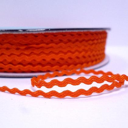 Tiniest Ever Ric Rac :: Orange