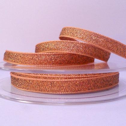 Lame Ribbon :: 7mm Bronze