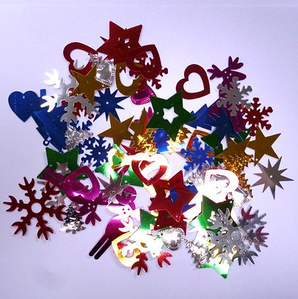 Christmas sequin mix (10g)