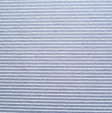 Stripe Felt Square :: Grey