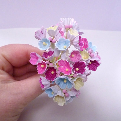 Paper Flowers :: Forget Me Not