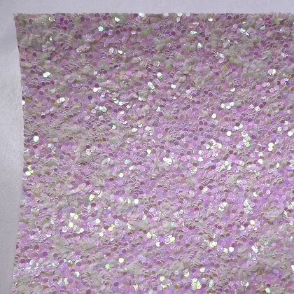 Medium Glitter sheet :: Pearl