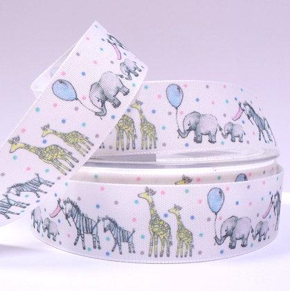 Baby Ribbon :: Animal Parade