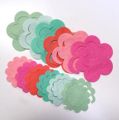 Die Cut Packs :: 3D Roses :: Cactus