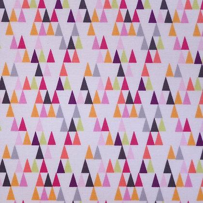 Fabric :: Bowtie Bunny :: Long Triangles