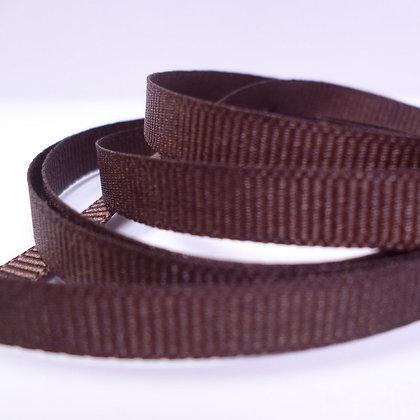 6mm Grosgrain Ribbon :: Chocolate