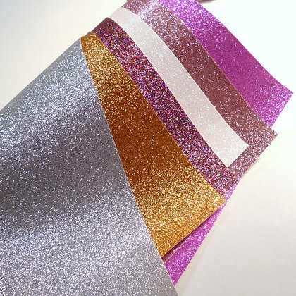 Benefit 5 :: spend £60 ::  Free 6x pack Fine Glitter Sheets