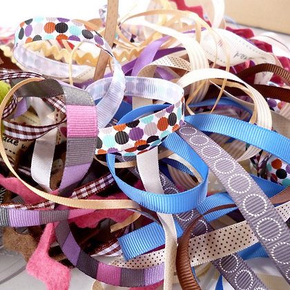 Ribbon Remnant Pack :: Muted