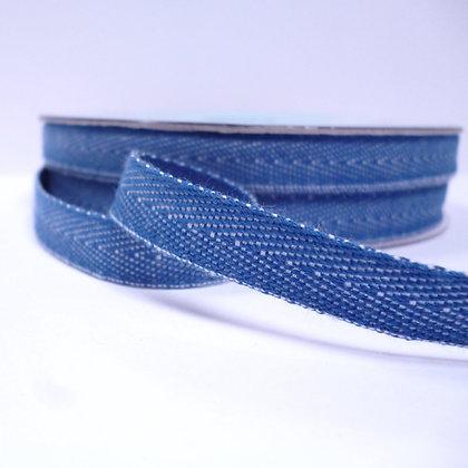 Denim Ribbon :: Mid Blue