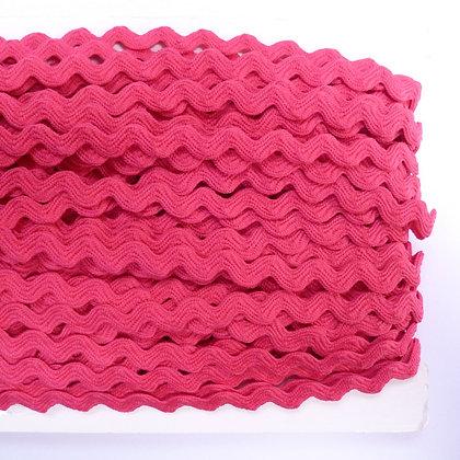 Standard Size Ric Rac :: Bright Pink