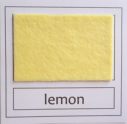 """Die Cut Pack :: 1"""" circles :: Lemon"""