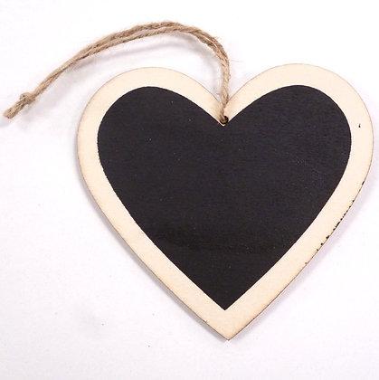 Blackboards :: Hanging Heart Large