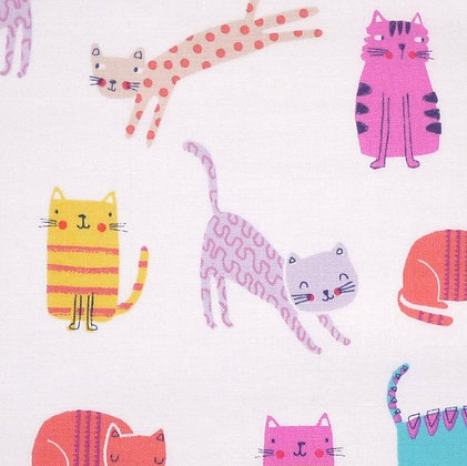 Fabric :: Multi Cat