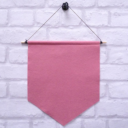 Raspberry :: Handmade banner for you to decorate