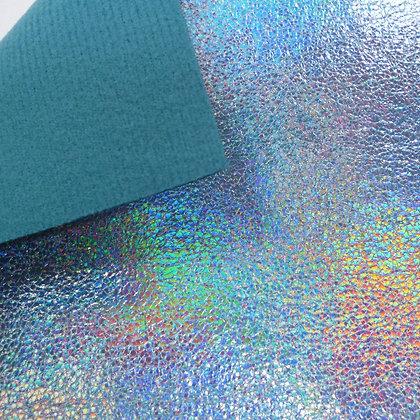 Crackle Vinyl :: Powder Blue