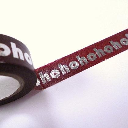 Washi Tape Roll :: Ho Ho Ho