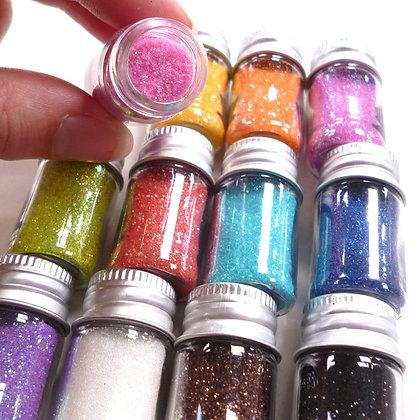 SALE :: Doodlebug Glitter Set