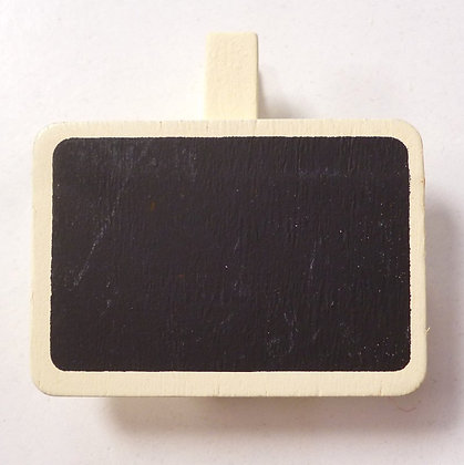 Blackboards :: Clip On Rectangle Small