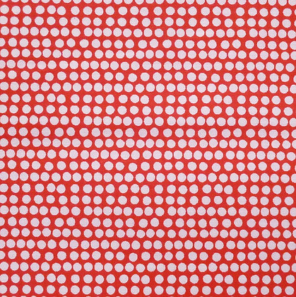 Fabric :: Wide :: Dotted Flurry Red