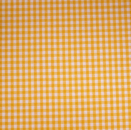Fabric :: Wide Gingham :: Yellow