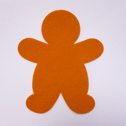 Die Cut :: Gingerbread Man :: Ginger