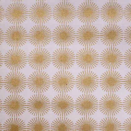 Fabric :: Wide Rosette :: Gold