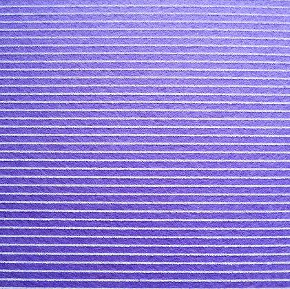 Stripe Felt Square :: PURPLE