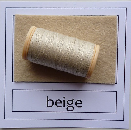 Sewing Thread :: Beige