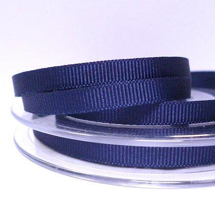 6mm Grosgrain Ribbon :: Navy