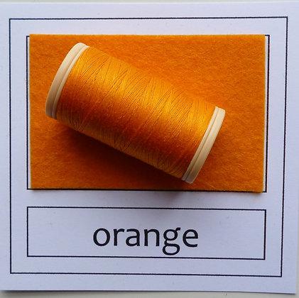 Sewing Thread :: Orange