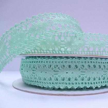 Crochet Lace :: Mint