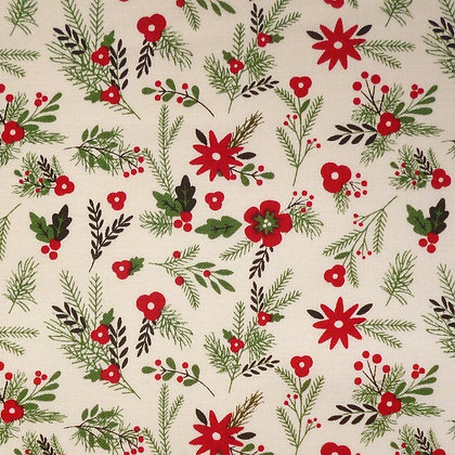 Fabric :: Christmas Delivery :: Foliage