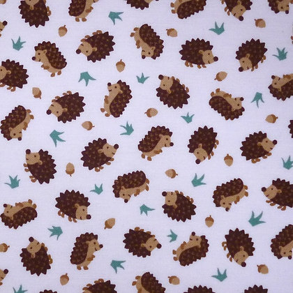Fabric :: Camp-A-Long Critters :: Mini Hedgehogs