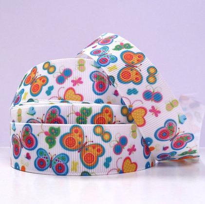 Cute Grosgrain Ribbon :: Butterflies