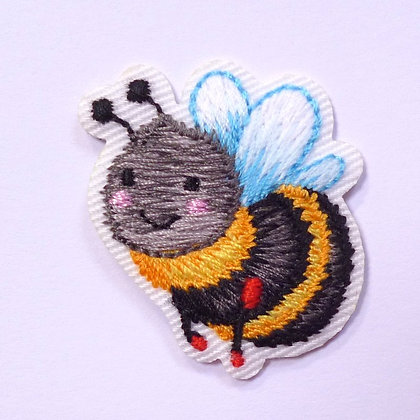 Embroidered Motif :: Cute Insects :: Bee