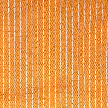 Fabric :: Running Stitch :: Orange