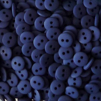 Teeny Tiny Buttons (x25)  :: Navy