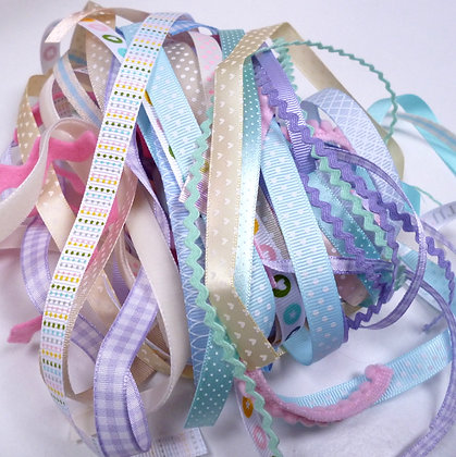 Ribbon Remnant Colour Pack :: Candy Pastel