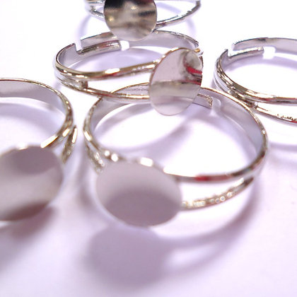 *new* Flat Pad Ring x5